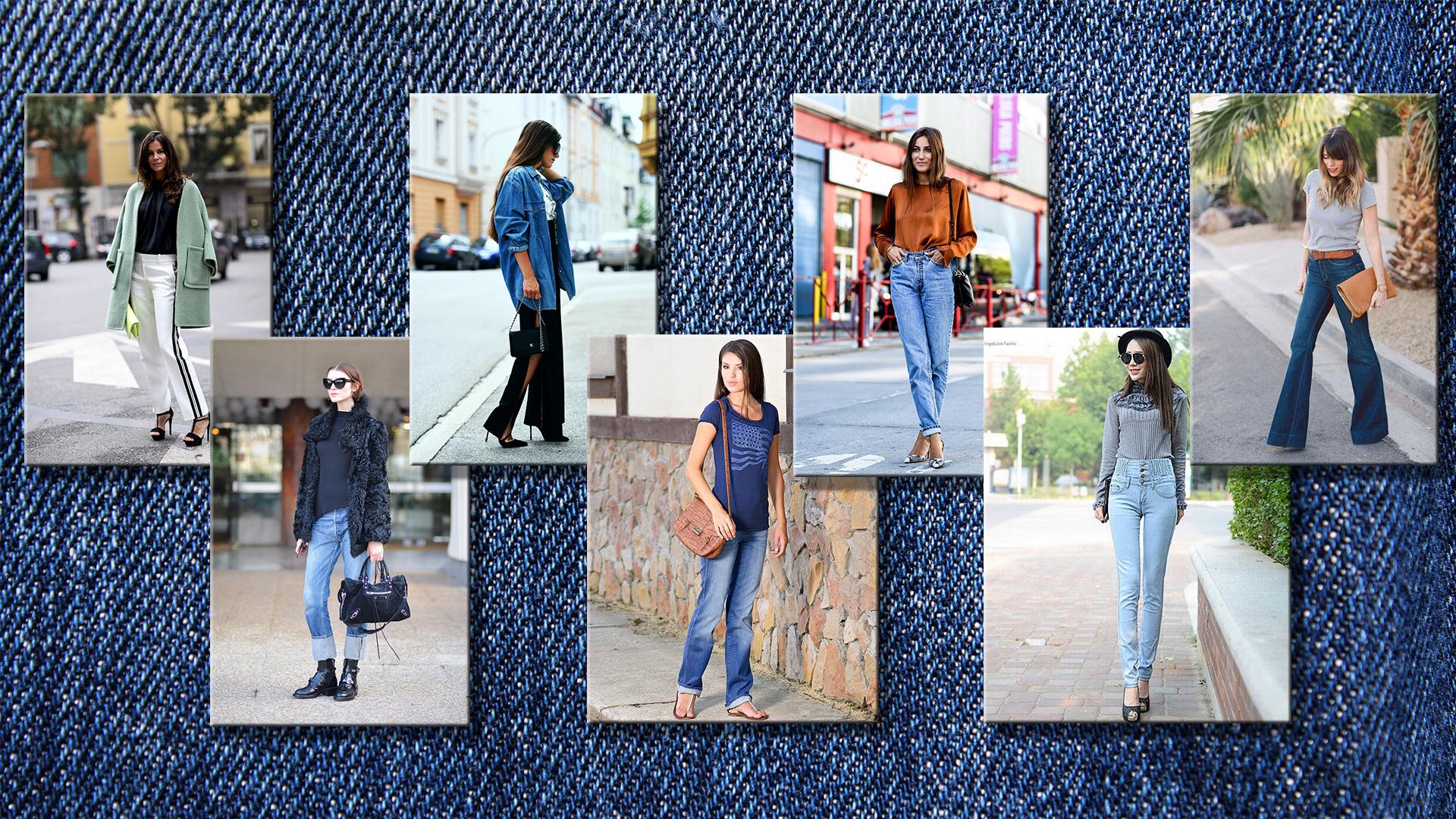 Интернет-провайдер в Красноярске рассказывает: ТОП самых модных джинсов на весну и лето 2019