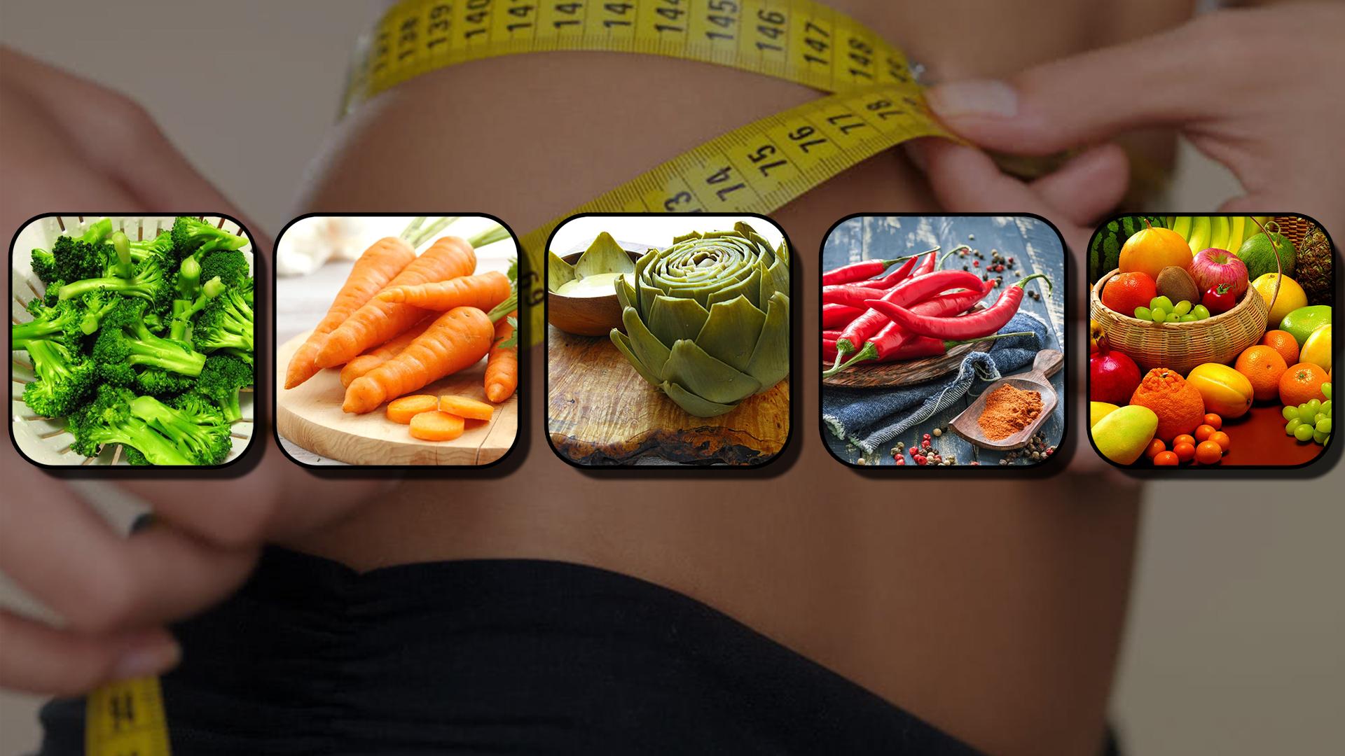 Интернет-провайдер в Красноярске рассказывает: Срочно худеем к лету: 5 продуктов с самым низким содержанием калорий