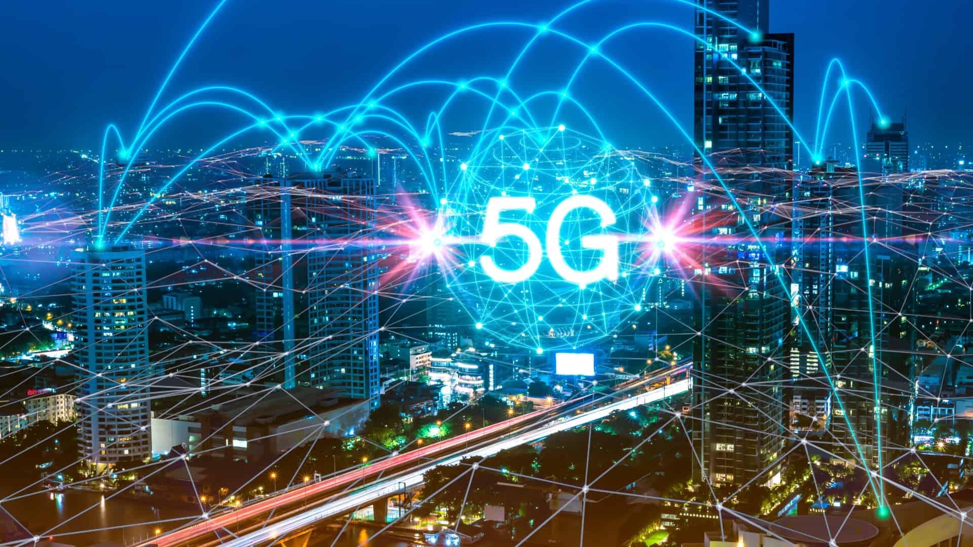 Интернет-провайдер в Красноярске рассказывает: 5G – мир меняется на наших глазах